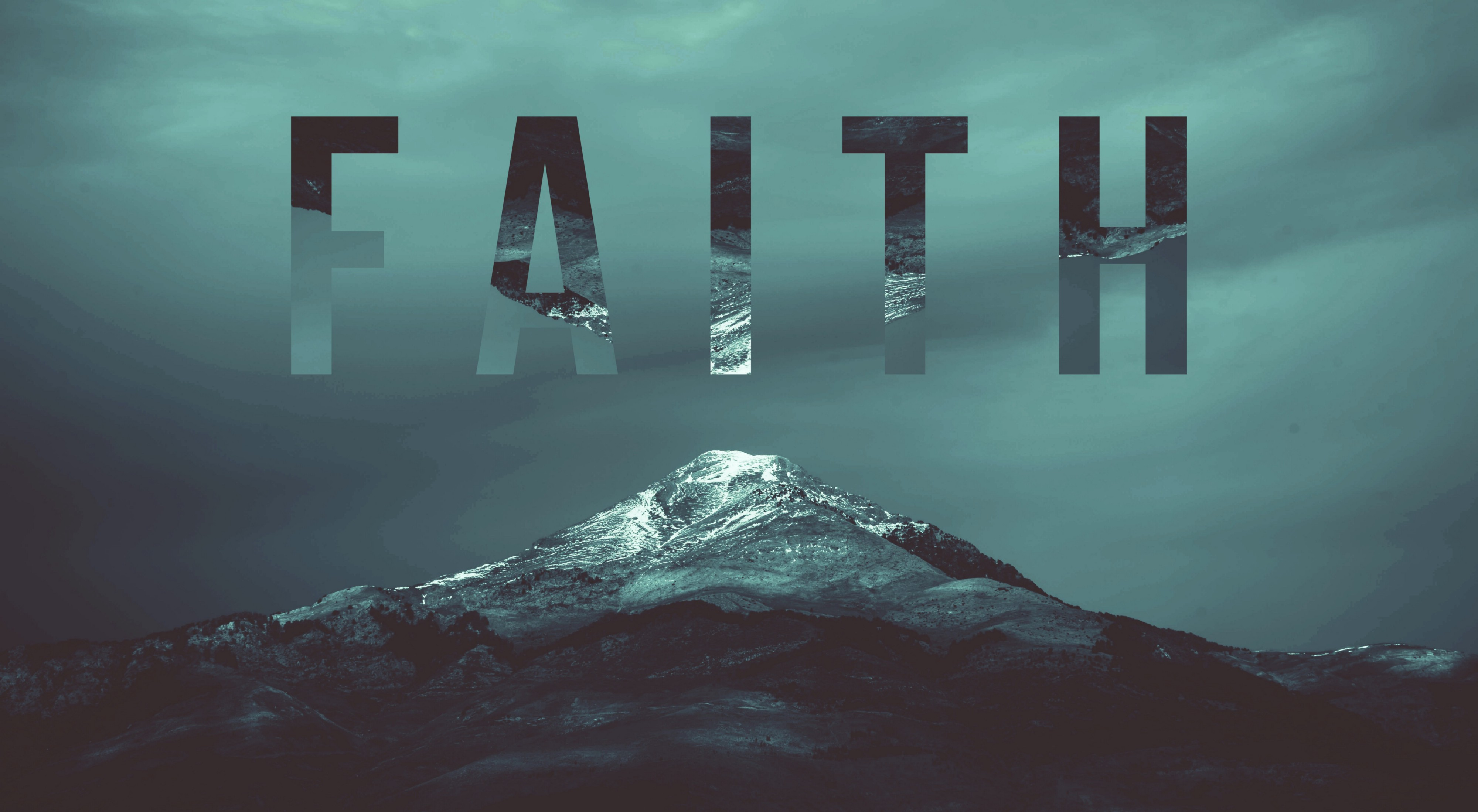 Faith can be seen. Faith is defined as believing in God… | by Christopher  Toh | The Alternativists archive | Medium